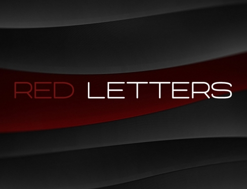 February 24th, 2019: Red Letters – Worry